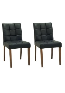 nesthouz.com Davin Dining Chair in Cocoa/Espresso Colour x 2pcs