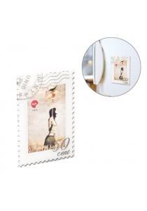 "Photo Frame, Balvi, Stamp Magnetic Photo Frame, 2"" x 3"""