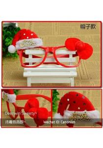 Christmas Glasses - Adult B