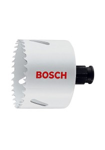 Bosch Progressor Hole Saw 30mm (Wood/Metal) White