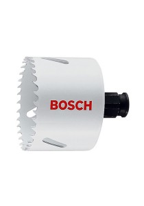 Bosch Progressor Hole Saw 98mm (Wood/Metal) White
