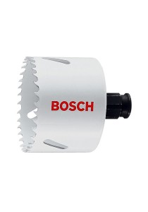 Bosch Progressor Hole Saw 65mm (Wood/Metal) White