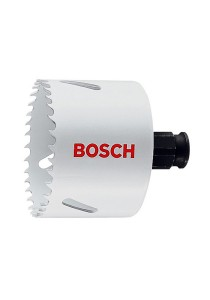 Bosch Progressor Hole Saw 68mm (Wood/Metal) White