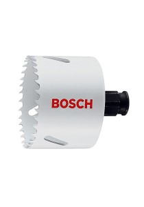 Bosch Progressor Hole Saw 48mm (Wood/Metal) White