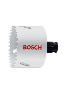 Bosch Progressor Hole Saw 54mm (Wood/Metal) White
