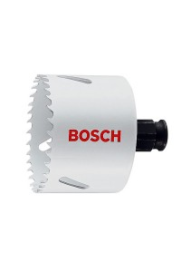 Bosch Progressor Hole Saw 59mm (Wood/Metal) White