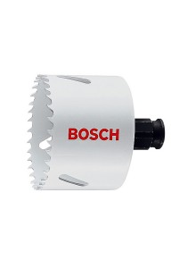 Bosch Progressor Hole Saw 51mm (Wood/Metal) White