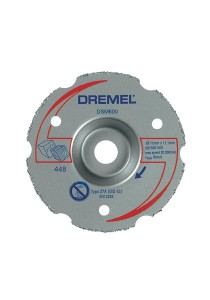 Dremel DSM600 Multi Flush Cutting Disc DSM2034
