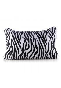 Vani Zebra Stripe Back Rest Cushion 38 x 25cm