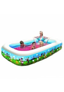 Bestway 269cm Mickey Mouse Family Sized Inflatable Pool