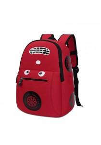 New Fashion Children Backpacks Boy Girl Mochila Cartoon Car Bags For Kid KK003