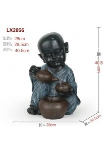 Little Monk Feng Shui Water Fountain 2833A