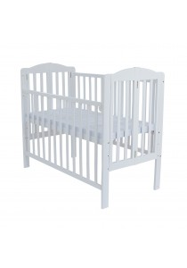 Royalcot R298 Baby Cot White Off