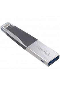 SanDisk iXpand Mini Dual OTG Drive for iPhone & iPad 128GB