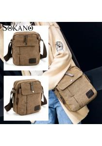 SoKaNo Trendz SKN907 Premium Men Canvas Messenger Bag