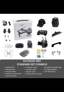 (Ready Stocks) DJI Mavic Pro Drone Standard Set COMBO B with Accessories + FREE GIFT