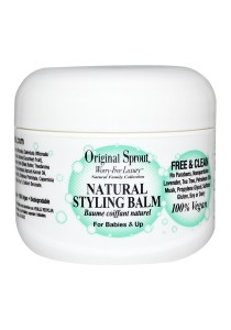 Original Sprout Natural Styling Balm- 2oz