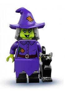 LEGO MINIFIGURE Series 14-4 Wacky Witch