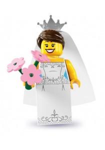 LEGO MINIFIGURE Series 7-4 Bride