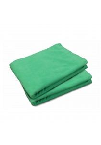 Essina Ultra Soft Microfiber Bath Towel 70x140 - 2pcs/set (GREEN)