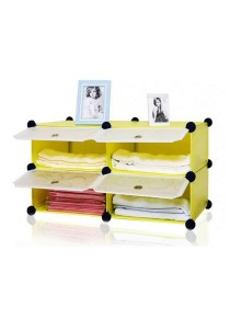 Tupper Cabinet 4 Cubes Fruit Green DIY Bathroom Storage