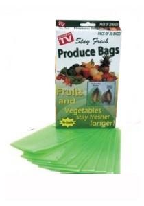 40 Pcs ASOTV Stay Fresh Produce Bags [SF-2]