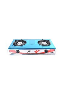 Stainless Steel Double Burners Gas Stove XMA-300