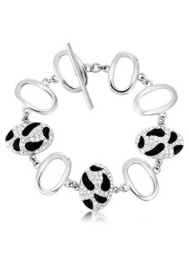 OUXI Snow Leopard Bracelet