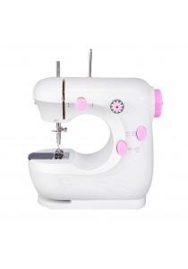 Portable Dual Speed Mini Sewing Machine JYSM-301 (Pink)