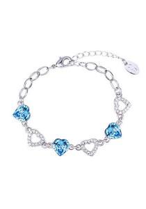 OUXI Love Heart Bracelet