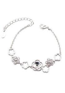 OUXI Plum Flower Bracelet