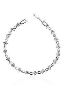 OUXI Elegant Zirconia Bracelet