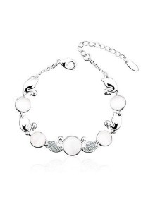 OUXI Beloved Swan Bracelet