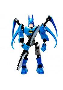 3D Super Heroes Batman Building Blocks Assembly Toy