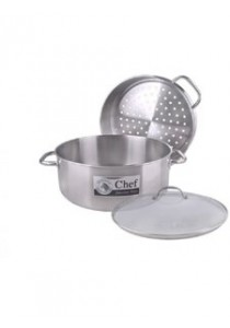 ZEBRA 30cm 3pcs Steaming Set (CHEF)