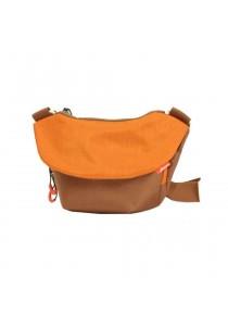 Jenova S Sized-Sling Bag 31100 (Brown Orange)