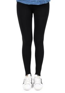 Black Elegant Elastic Legging