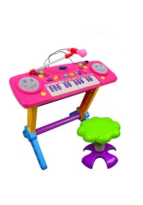 Funny 44 keys Electronic/Battery Operated Piano Play Set