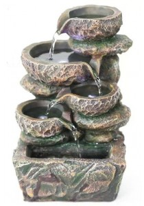 Feng Shui Water Fountain Lx3315 Table Top Water Feature Decoration