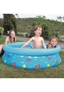 Jilong Kids Prompt Set Pool 150 - Quick-up Kinderpool Ø150x38cm