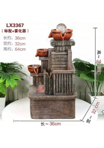 Feng Shui Water Fountain 3367