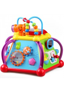 Happy Small World with 15 Games Baby Early Learning Toy
