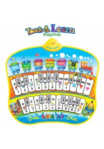 Baby English Learning & Musical Playmat For Early Learning