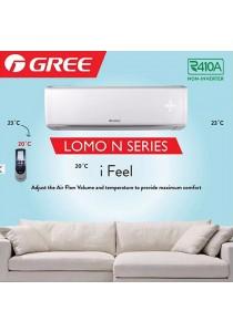 Gree Lomo-N GWC09QB-K3NNA1F 1HP Air Conditioner