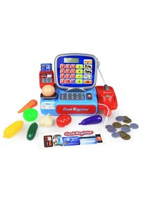 Fun Shopping Cart with Cash Register PlaySet