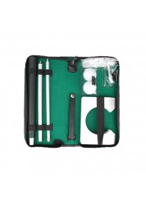 Portable Aluminum Metal Golf Putter Kit with Case