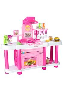 Educational Big Kitchen Play Set