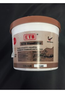 Wood Filler - Teak 1/2 kg