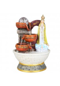 Christian Water Fountain Lx3378 Table Top Water Features Decoration