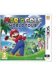 [3DS] Mario Golf World Tour